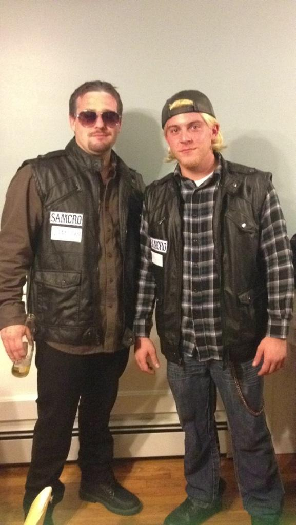 Jon went as Chibs and Joe as Jax Teller from sons of anarchy let us know what you think!  sc 1 st  hotu0026cold - WordPress.com & Our Halloween costumes | hotu0026cold